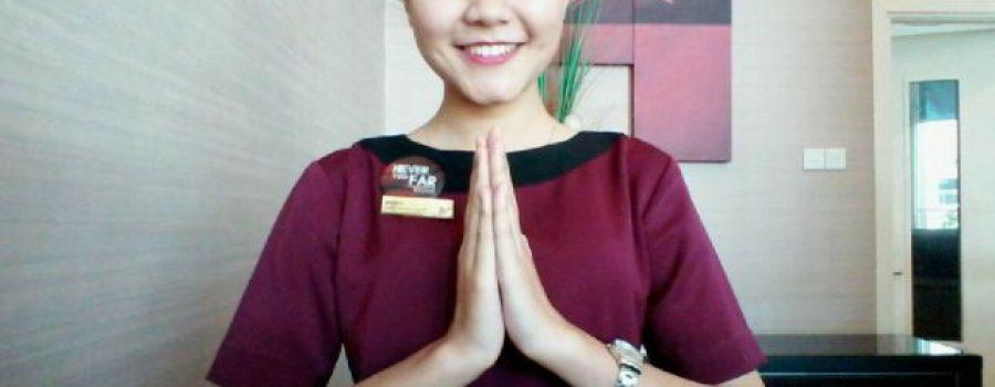 Popy, Alumni NCL Madiun Menjadi Karyawan Terbaik