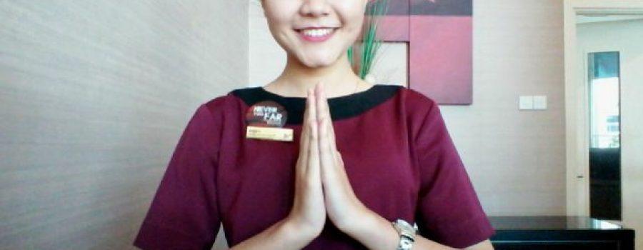 Popy Roro Subangun (SMK Pogalan Trenggalek) Inspirasi Mahasiswi NCL Madiun Berprestasi..!!