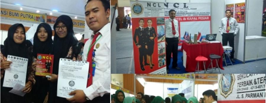 NCL Madiun Ikuti Job Fair di Kabupaten Trenggalek