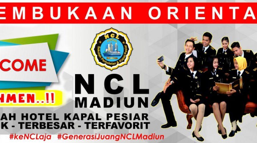 Pengumuman Penerimaan Calon Peserta Didik Baru NCL Madiun Gel. 1 TA 2019-2020