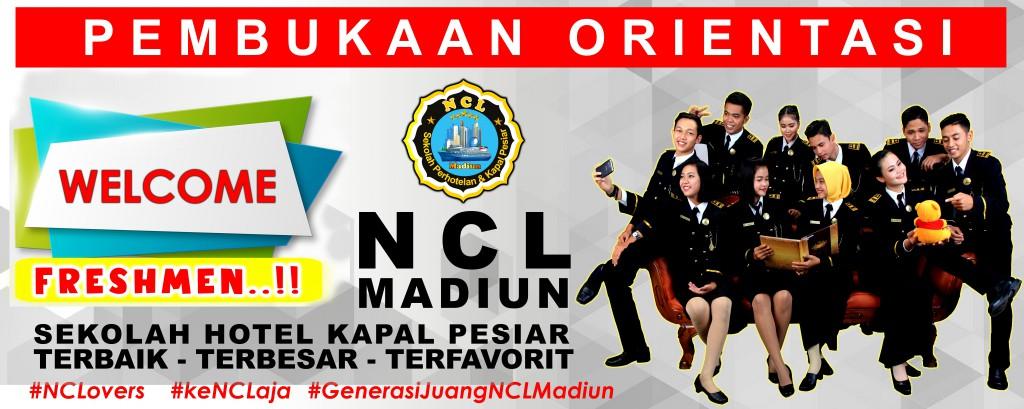 Pengumuman Penerimaan Mahasiswa Baru NCL Madiun Gel. 1 TA 2018-2019