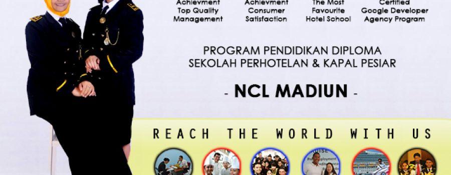 Selamat Datang Siswa & Siswi Baru NCL Madiun TA 2017-2018!