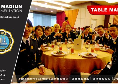 21 Table Manner