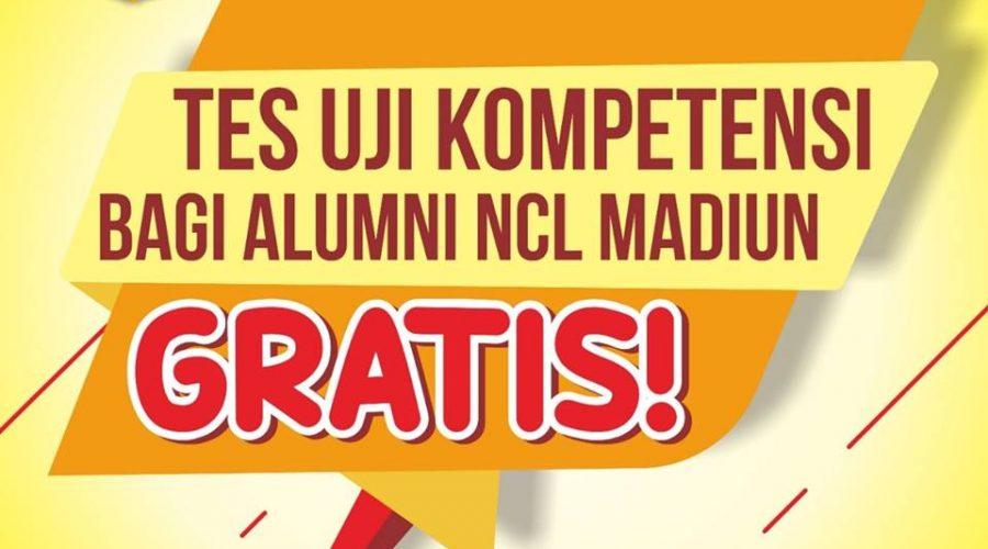Info Teristimewa Untuk Alumni NCL Madiun, Yang Lain Sabar Dulu Ya..
